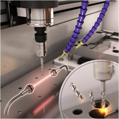 Detecting broken cutting tools
